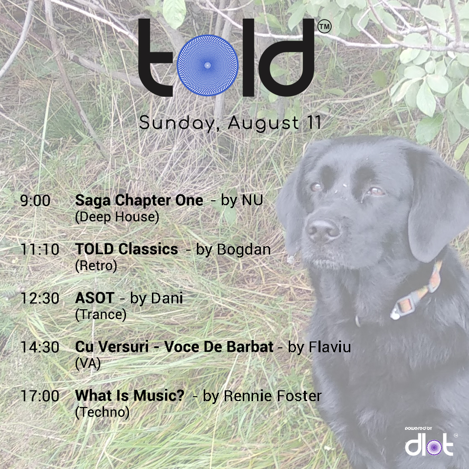 TOLD 2019 timetable - powered by DLOT (6)