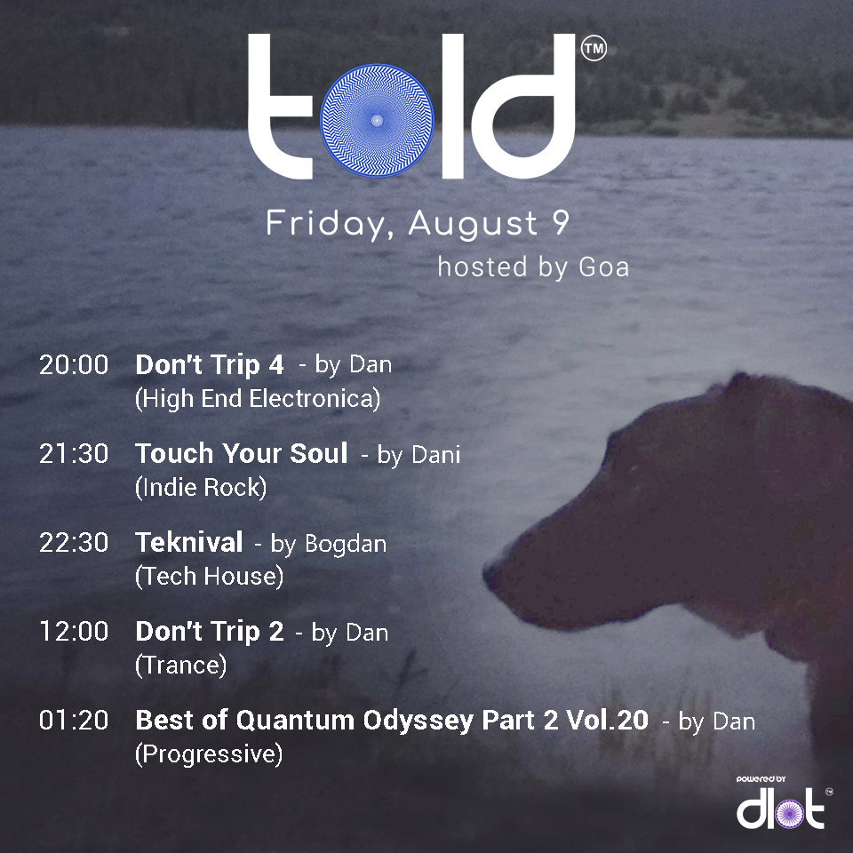 TOLD 2019 timetable - powered by DLOT (7)